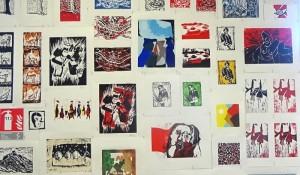 exposition Villa Rapin gravures Couleurs