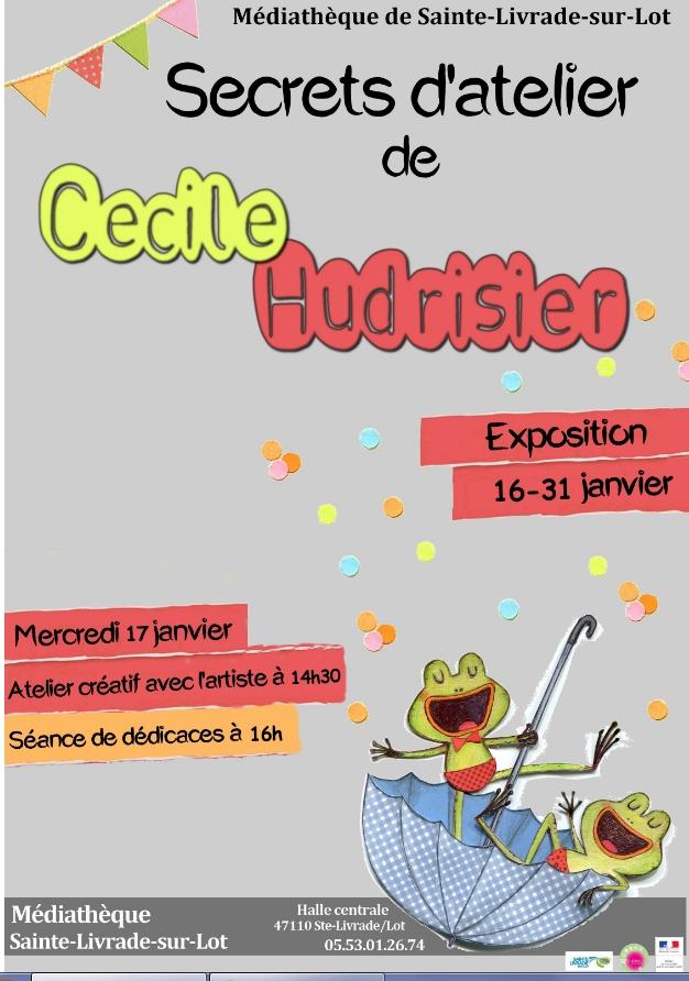 CecileMediatheque