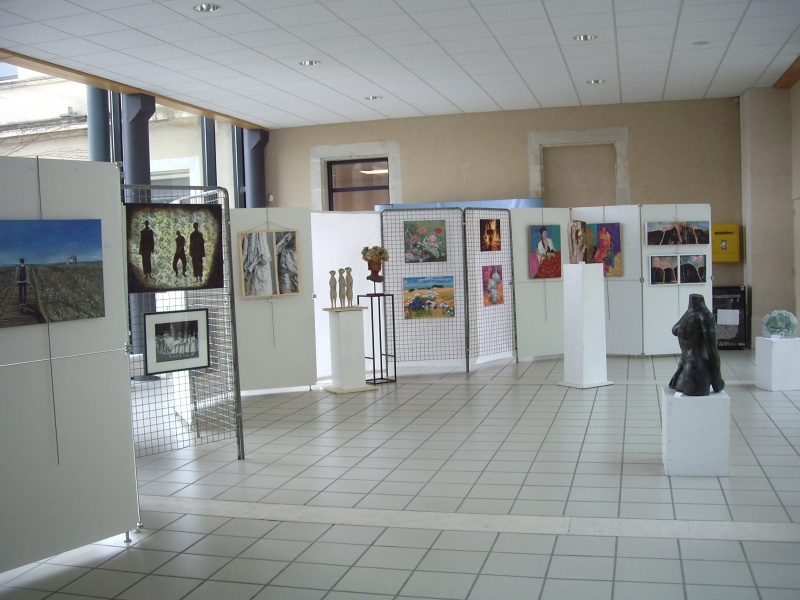 photo d'ensemble de l'expo