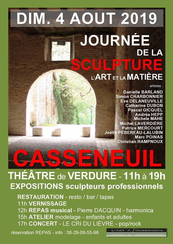 Casseneuil Expo
